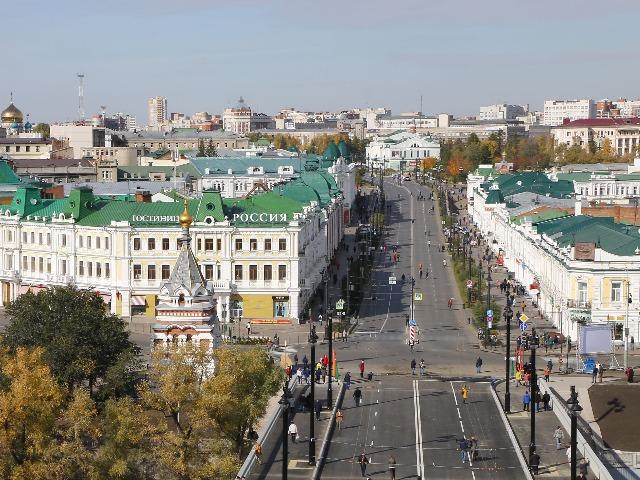 Омск 1900-1945 гг
