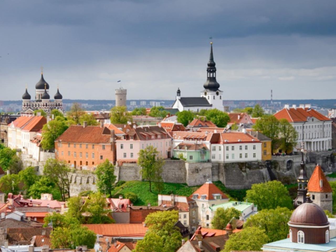 Путешествие во времени или Эстония 100 лет назад - групповая экскурсия в Таллине от опытного гида