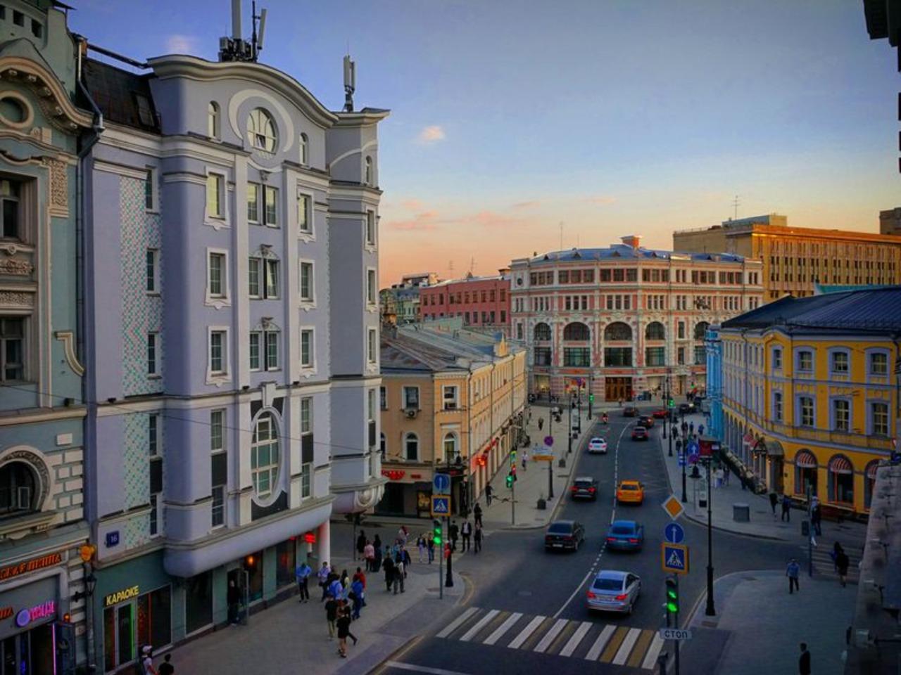 Тайны Мясницкой слободы - индивидуальная экскурсия по Москве от опытного гида