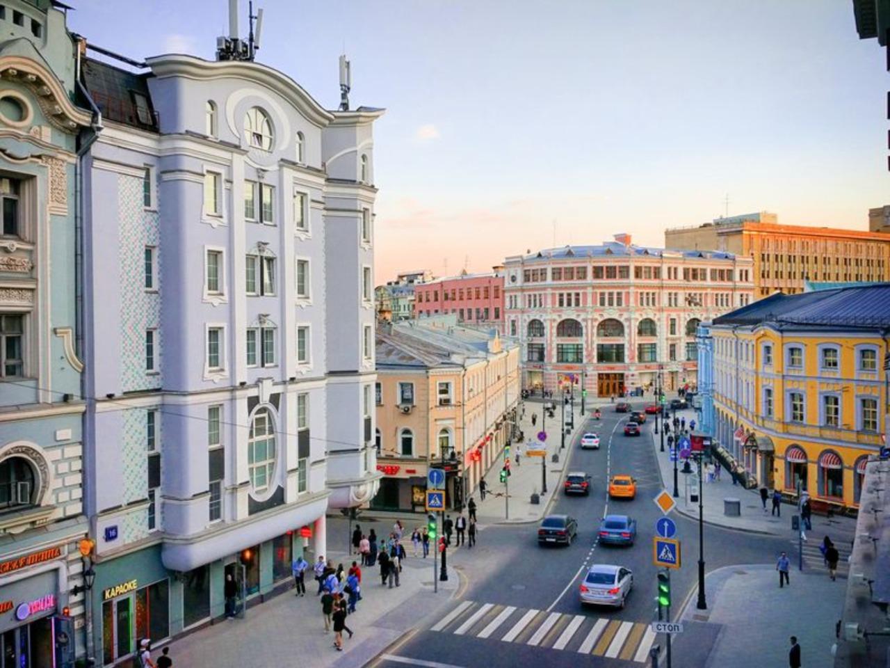 Такая разная Мясницкая - индивидуальная экскурсия по Москве от опытного гида