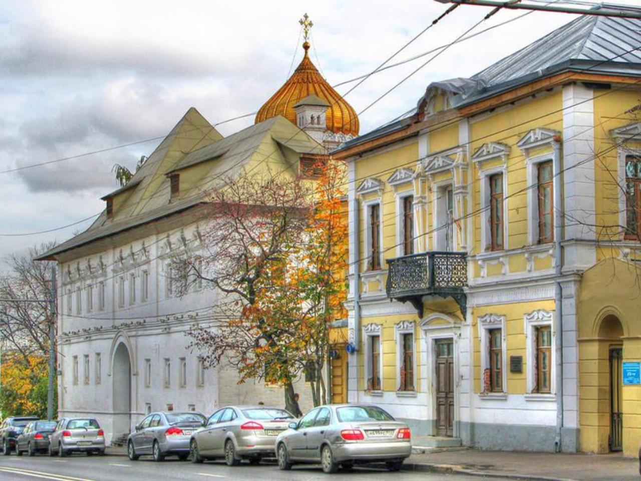 Пречистенка – улица-история - индивидуальная экскурсия по Москве от опытного гида