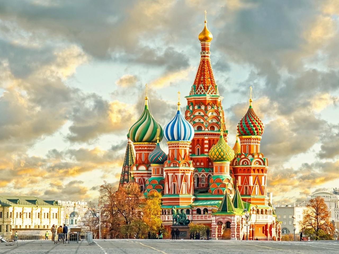 От Варварки до Китай-города - индивидуальная экскурсия по Москве от опытного гида