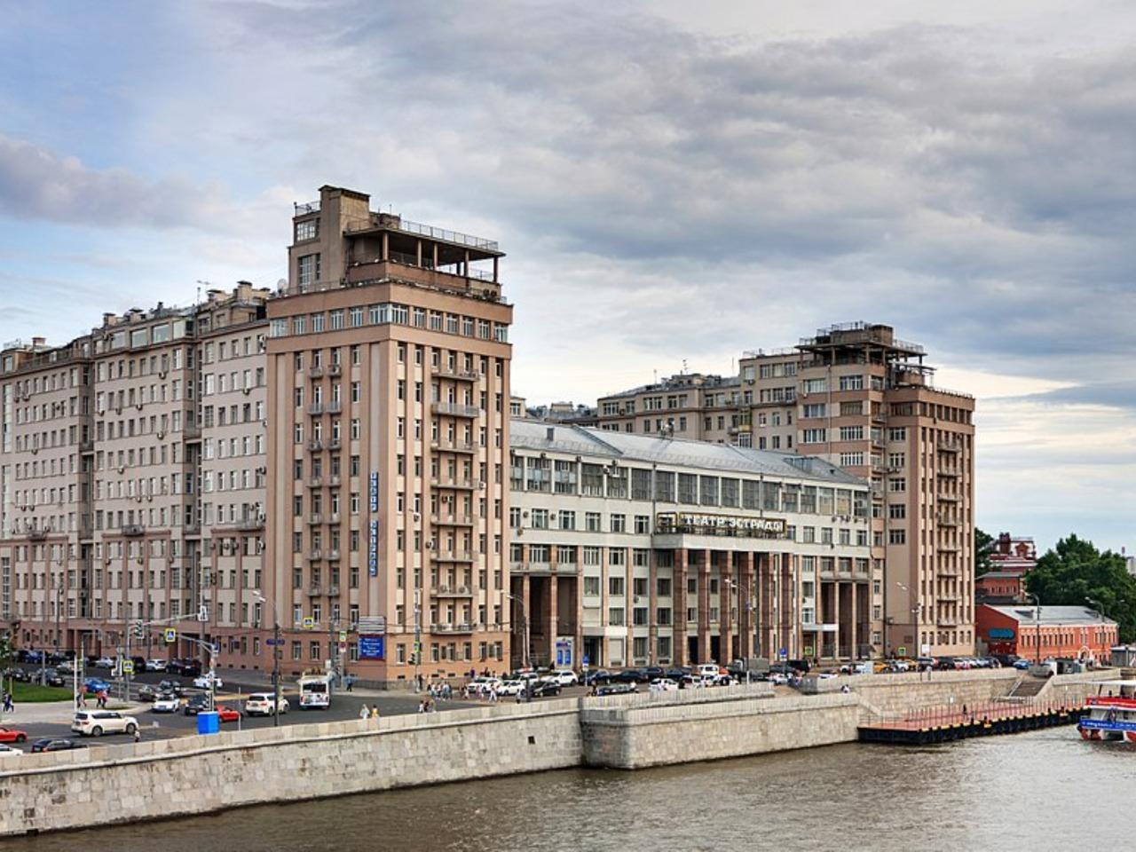 По следам московских призраков - индивидуальная экскурсия по Москве от опытного гида