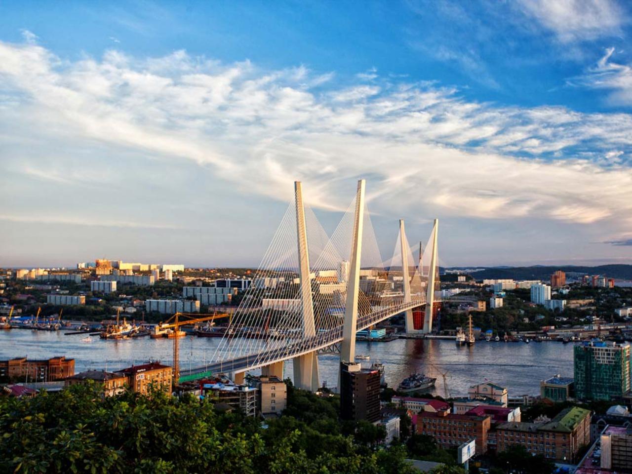 5 сопок Владивостока на внедорожнике - индивидуальная экскурсия по Владивостоку от опытного гида