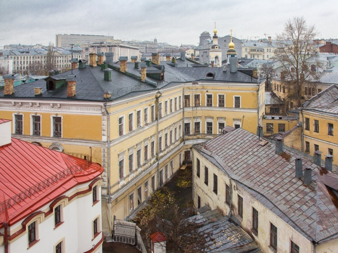 Тайны города на семи холмах - индивидуальная экскурсия по Москве от опытного гида