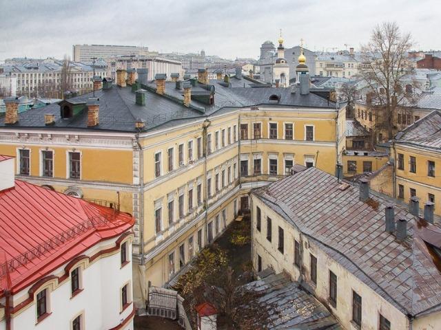 Тайны города на семи холмах