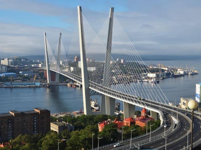 Владивосток - тихоокеанские ворота России