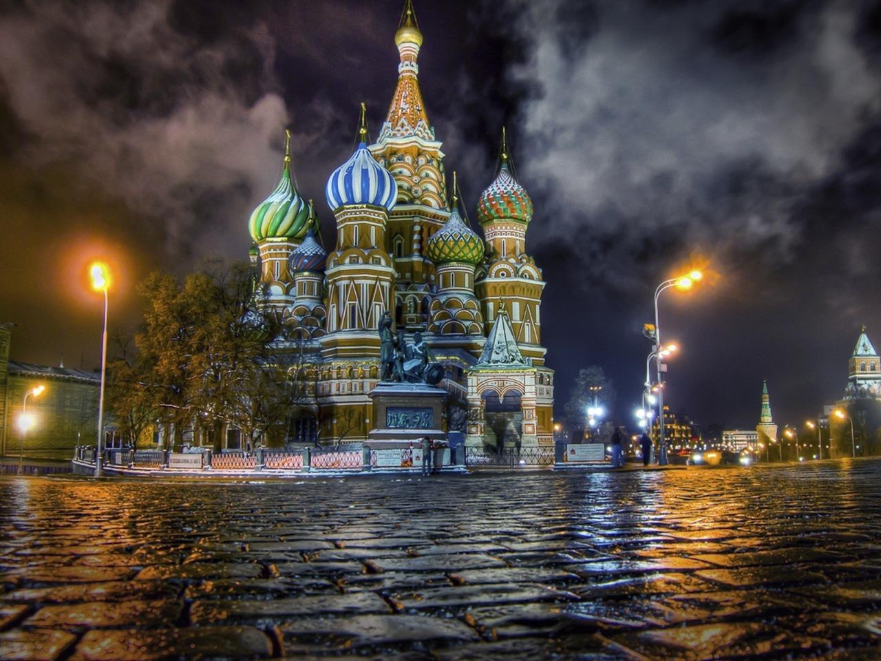 Мистическая Москва: автотур - индивидуальная экскурсия по Москве от опытного гида