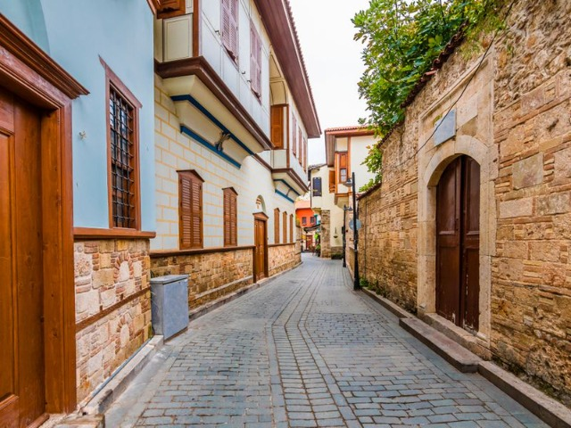 Старый город Анталии