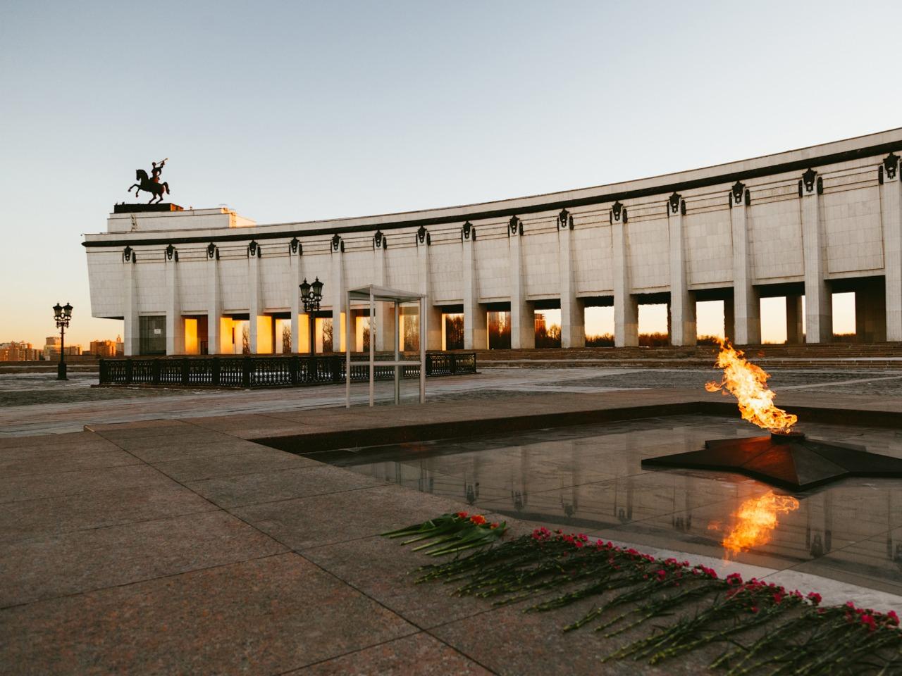 Экскурсия в Парк Победы - индивидуальная экскурсия по Москве от опытного гида