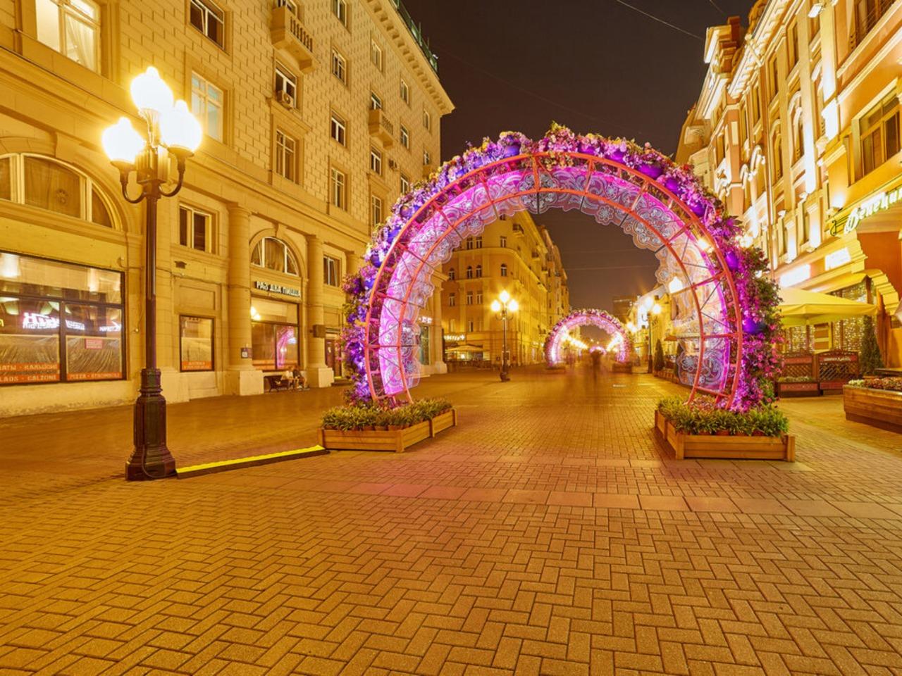Арбат и Пречистенка: поэзия столичных улиц - индивидуальная экскурсия по Москве от опытного гида