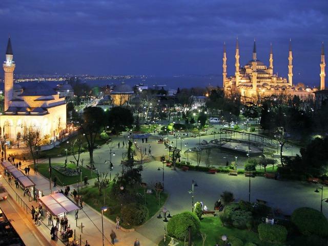 Сердце Стамбула