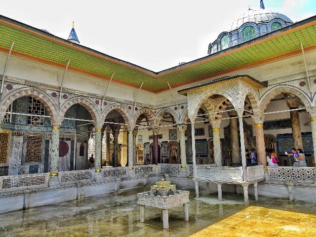 Стамбул: дворцы и красоты Босфора