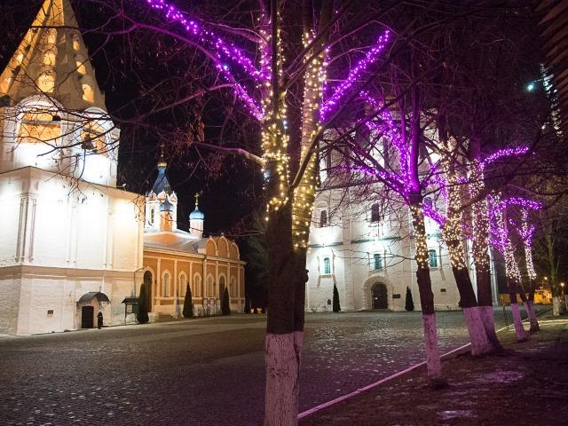 Новогодние истории Коломны
