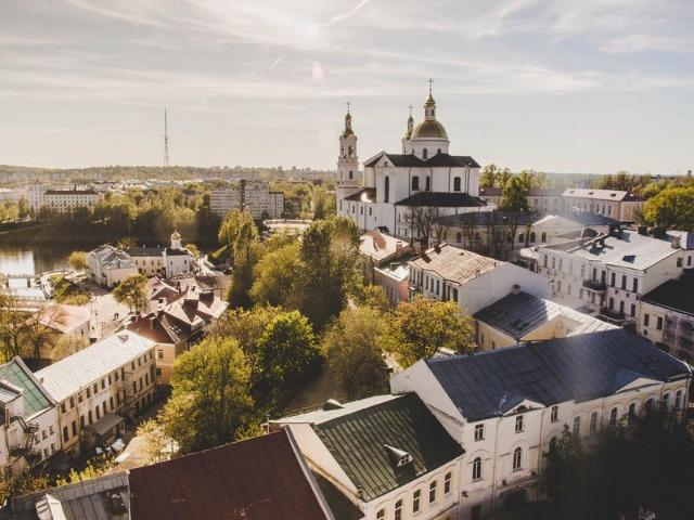 Витебск — город Марка Шагала