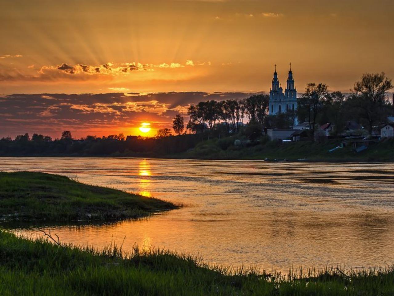 Полоцк — столица Полоцкого княжества - индивидуальная экскурсия в Минске от опытного гида