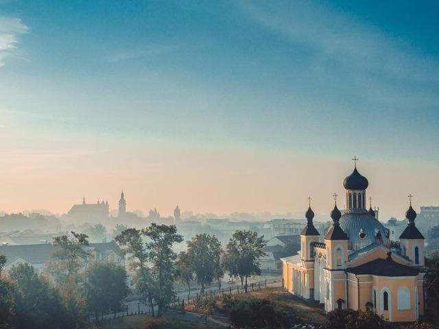 Из Минска в Брест