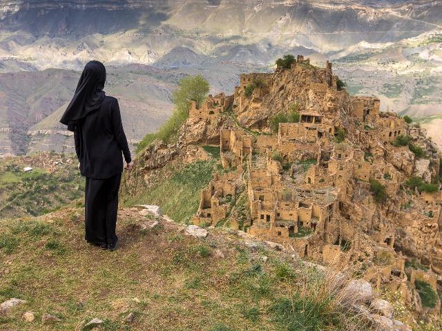 Невероятное путешествие в заоблачный Гамсутль