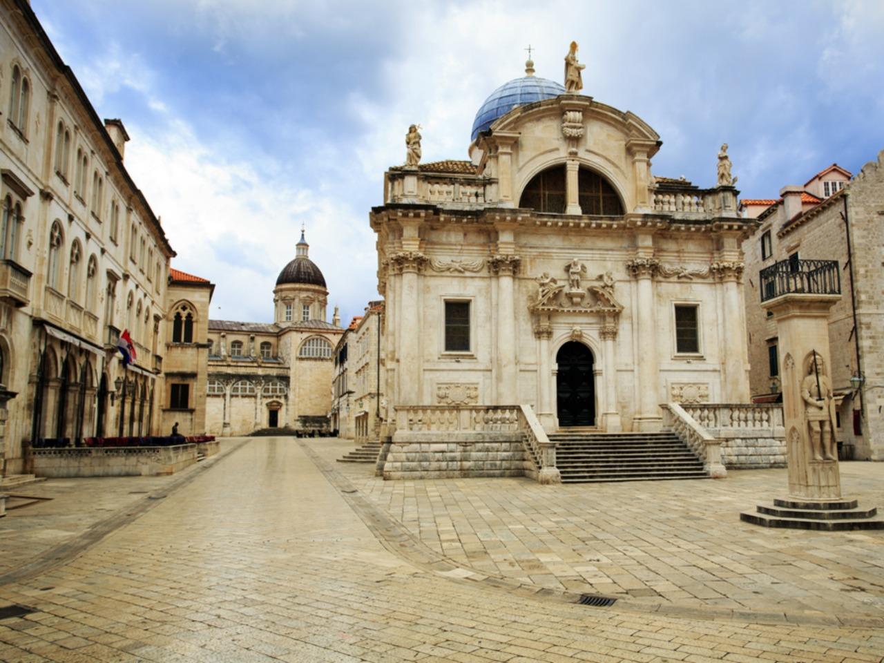 Обзорная по Дубровнику в 15:15 - групповая экскурсия в Дубровнике от опытного гида