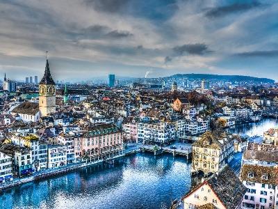 Экскурсии в Цюрихе