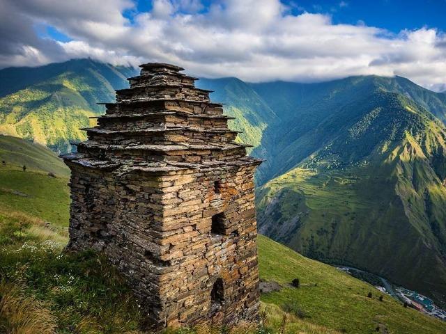 Шелковый путь Кавказа