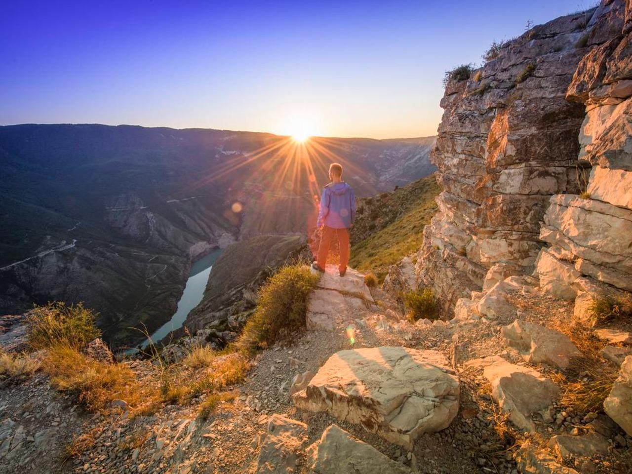"""Дагестан. """"Выше орлов. Сулакский каньон"""" - индивидуальная экскурсия в Грозном от опытного гида"""