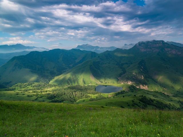 """Экскурсия в горы """"Истоки реконкисты Вайнахов"""""""