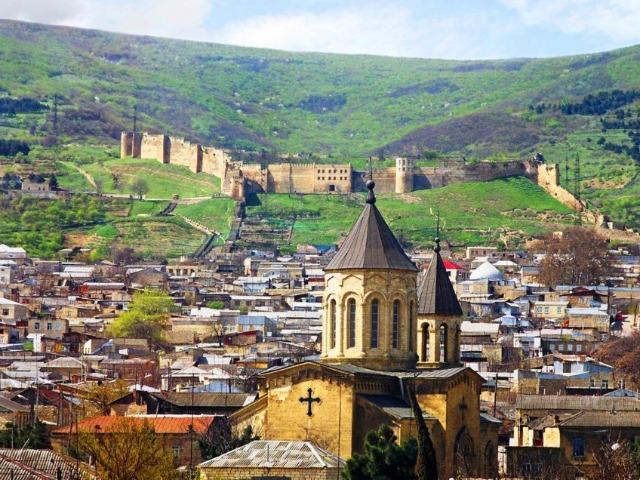 Дагестан. Дербент как перекресток цивилизаций