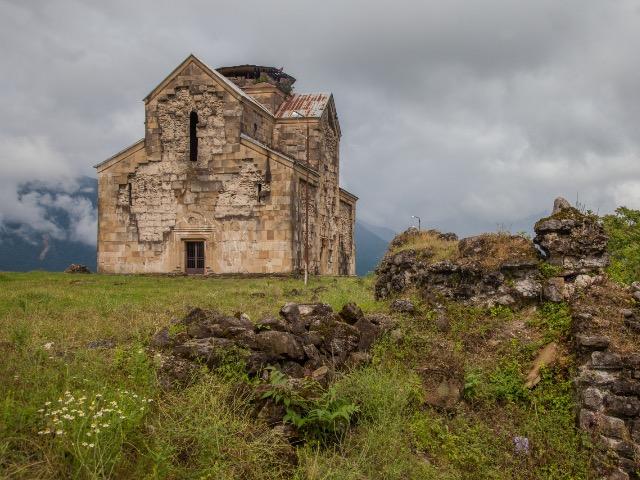 Спрятанное сокровище Абхазии - Бедийский собор