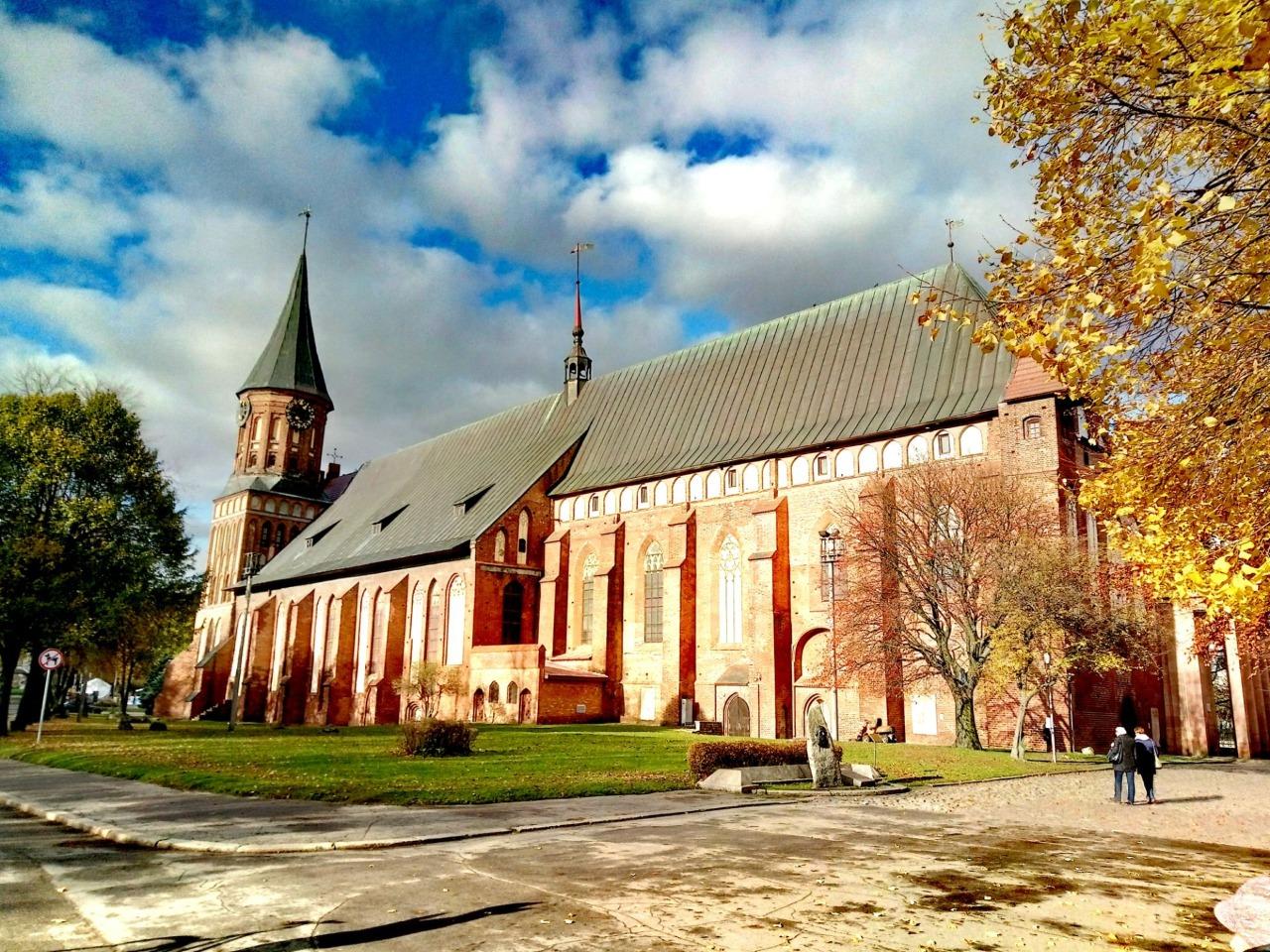 Ворота Кенигсберга: исторический экскурс - индивидуальная экскурсия в Калининграде от опытного гида