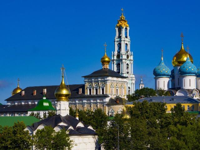 Один день в городе Сергия