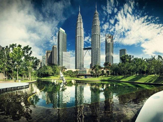 Обзорная экскурсия по Куала-Лумпуру в 15:15