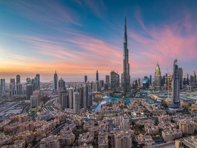 Восхитительный Дубай