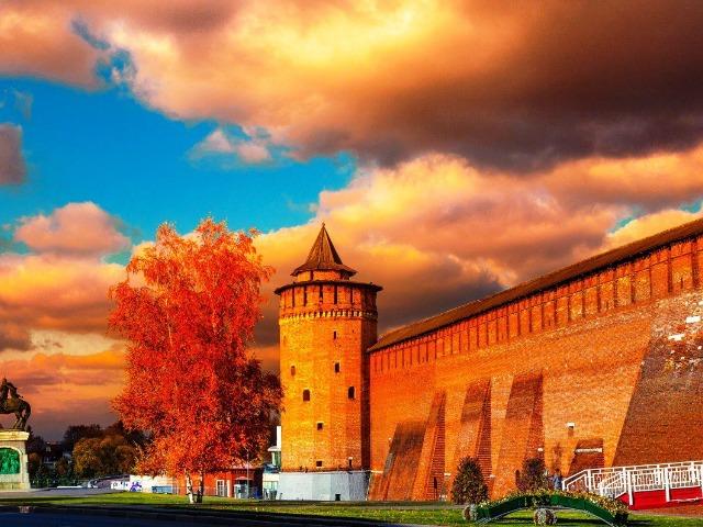 Прогулка по Коломенскому Кремлю