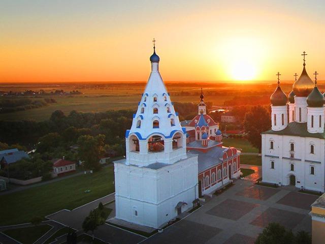 Тайны древней Коломны: Кремль и Посад