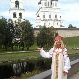 Юлия гид в Пскове