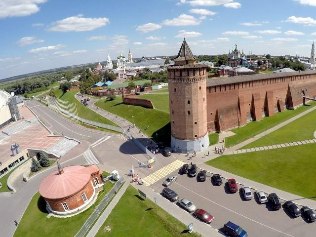 Знакомство с Коломенским Кремлем в группе