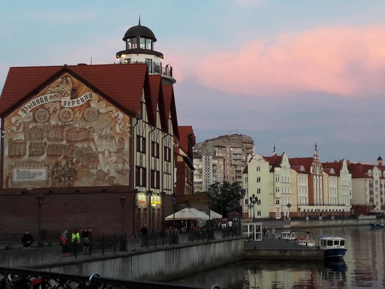 Обзорная экскурсия по Калининграду - индивидуальная экскурсия в Калининграде от опытного гида