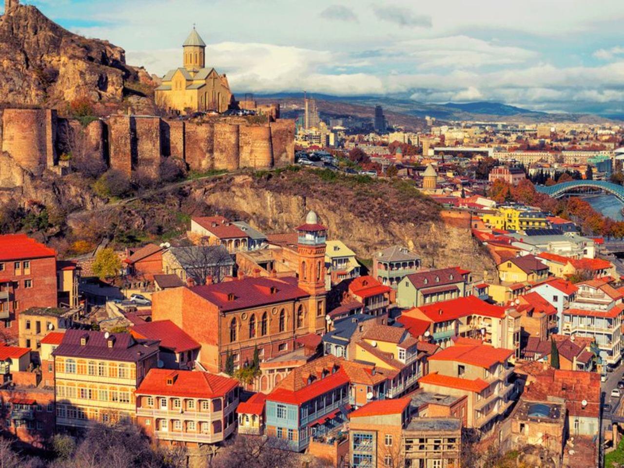Культурно-исторический тур по Тбилиси - индивидуальная экскурсия в Тбилиси от опытного гида