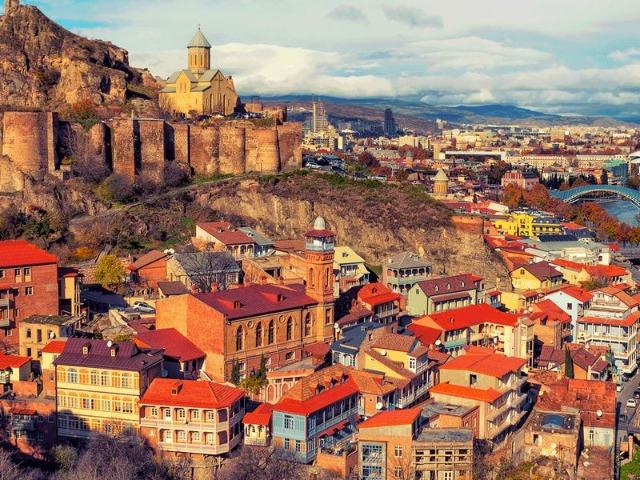 Культурно-исторический тур по Тбилиси