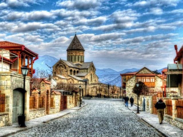 Тбилиси—Мцхета