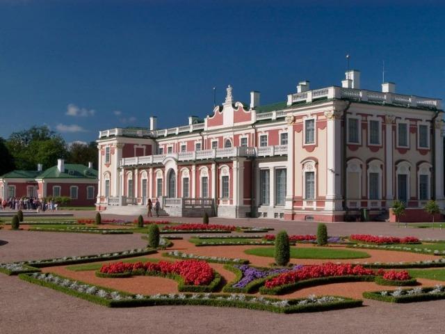 Лучшие парки Таллинна