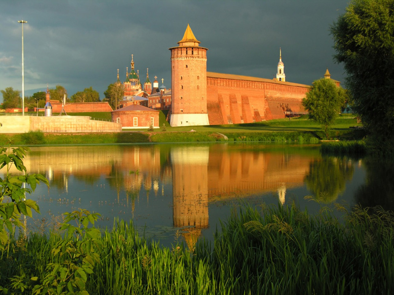 Коломенский Кремль + обзорная экскурсия по Коломне - индивидуальная экскурсия в Коломне от опытного гида