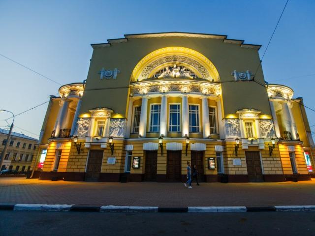 Ярославль в театре и кино