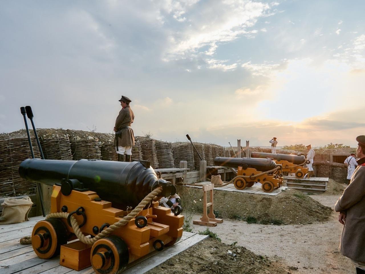 Крымская война: противостояние - групповая экскурсия в Севастополе от опытного гида