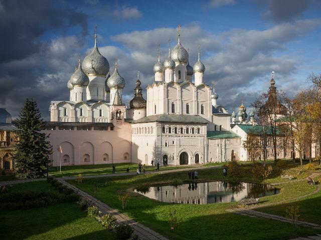 Древний Ростов Великий