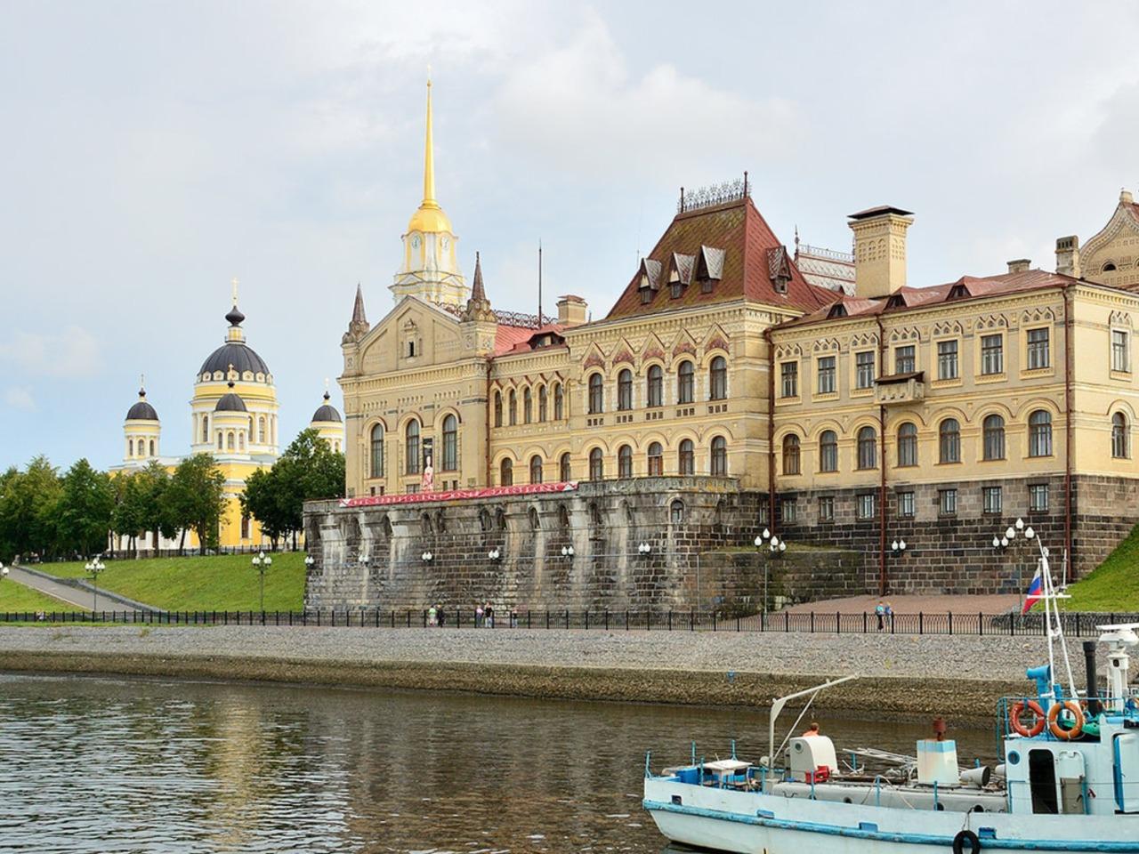 Путешествие в Рыбинск - индивидуальная экскурсия в Ярославле от опытного гида