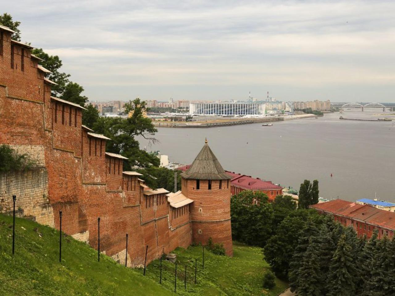 Загадки Александровского сада - индивидуальная экскурсия по Нижнему Новгороду от опытного гида