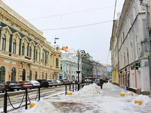 История улицы Рождественской