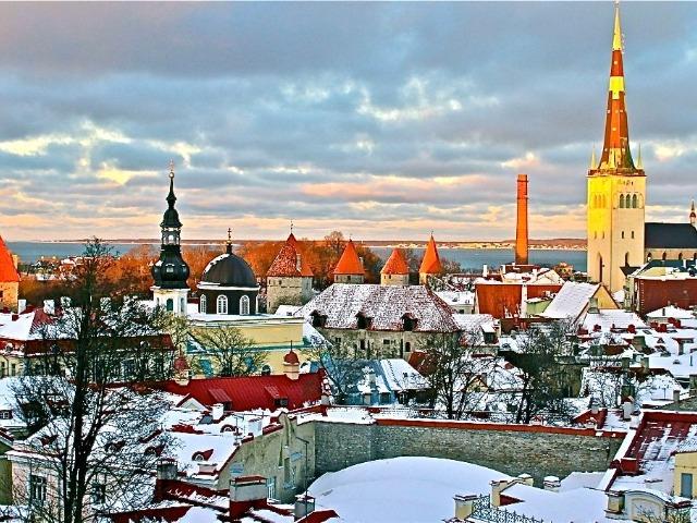Колесим по Таллину: знаковые локации столицы